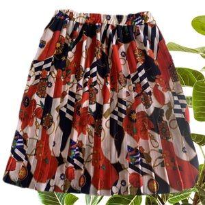 Jacqueline Eve vintage multicoloured skirt size 12